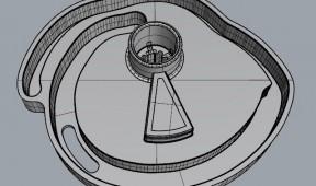 GT 500 Aircon Cam 3D Model